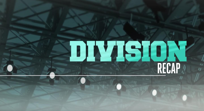Divison Recap - March 2018