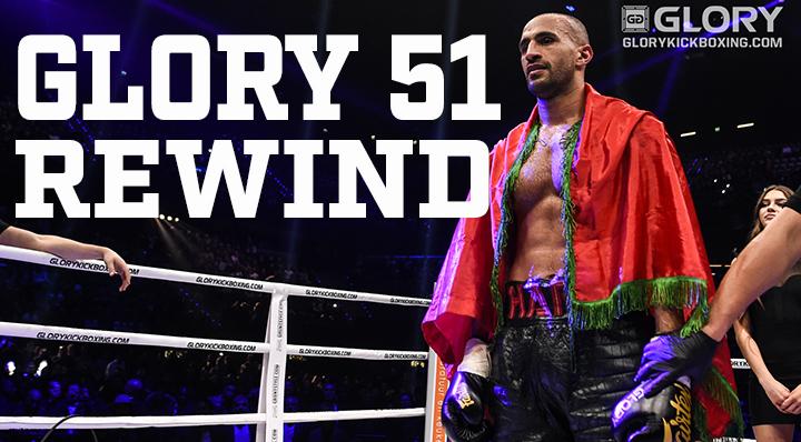 GLORY 51 Rotterdam: Rewind Show