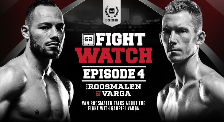 Robin van Roosmalen vs. Gabriel Varga (GLORY 34) | Fight Watch