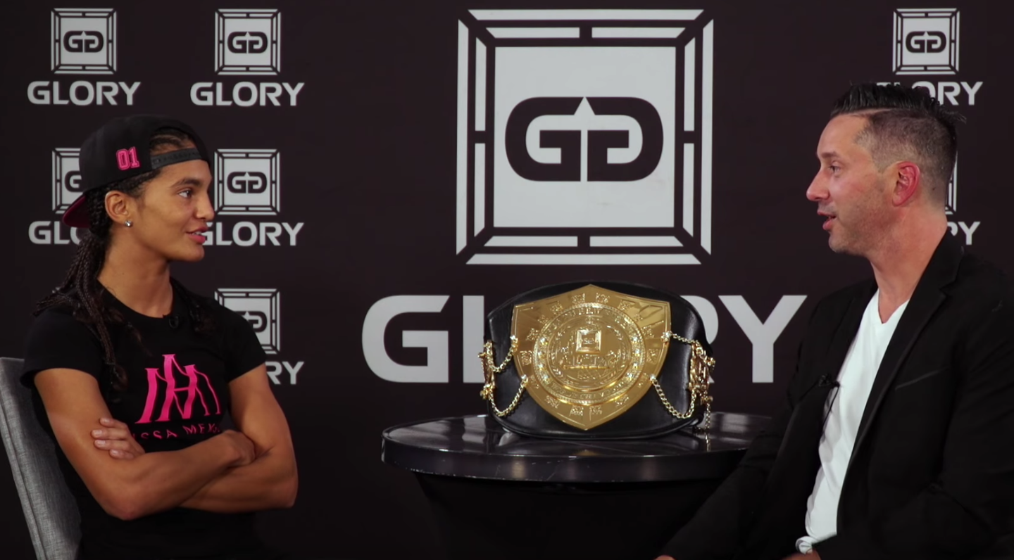 In Depth: Anissa Meksen shares history she has with GLORY 52 opponent Ashley Nichols