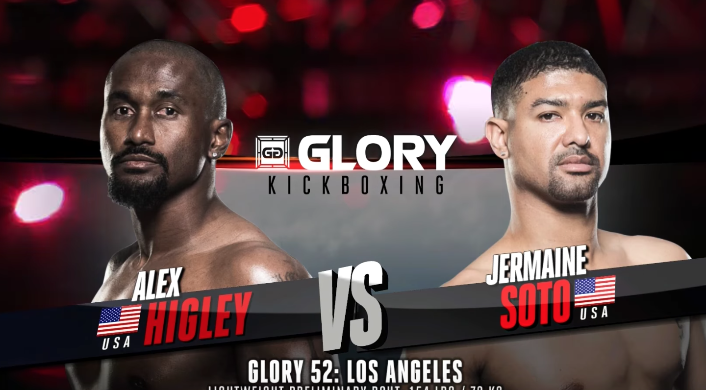 GLORY 52 Los Angeles: Official Prelims