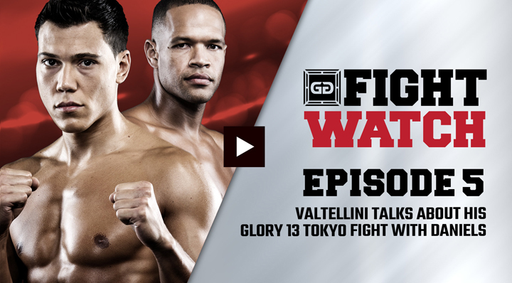 Joseph Valtellini vs. Raymond Daniels (GLORY 13) | Fight Watch