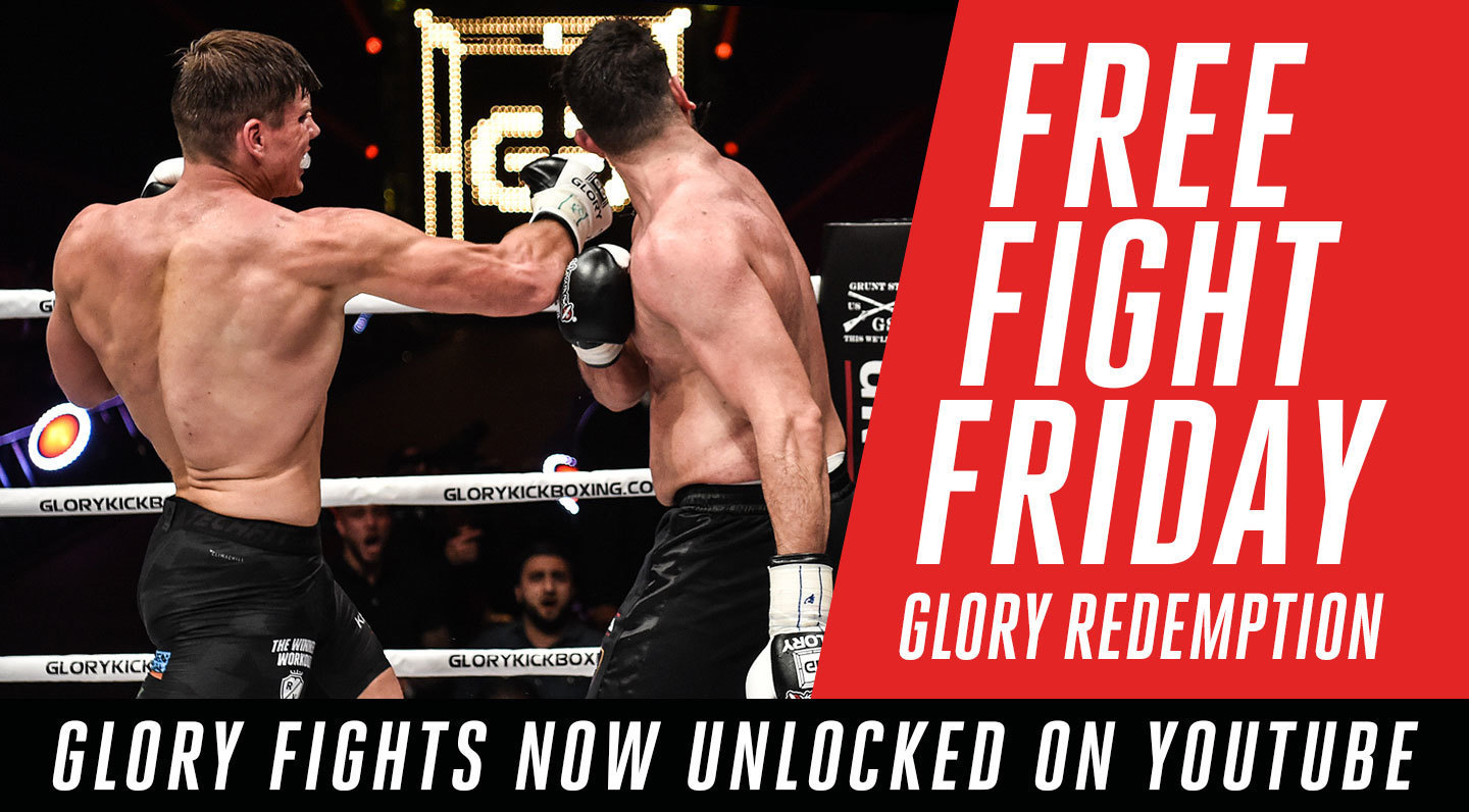 Free Fight Friday: GLORY Redemption Fights Unlocked