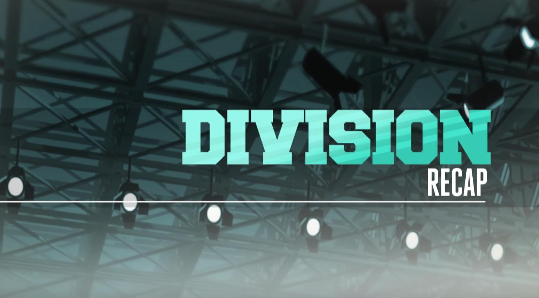 Division Recap - April 2018