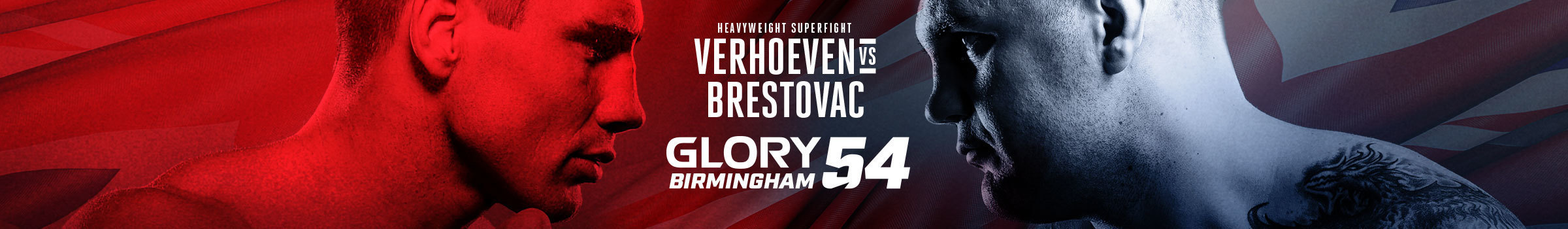 GLORY 54 Birmingham