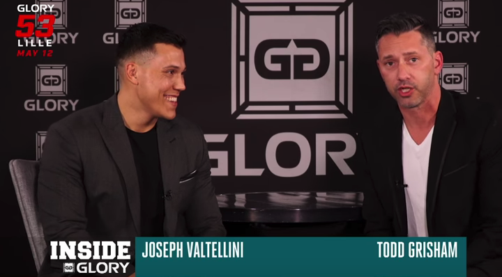 GLORY 53: Todd and Joe Break Down Full Fight Card