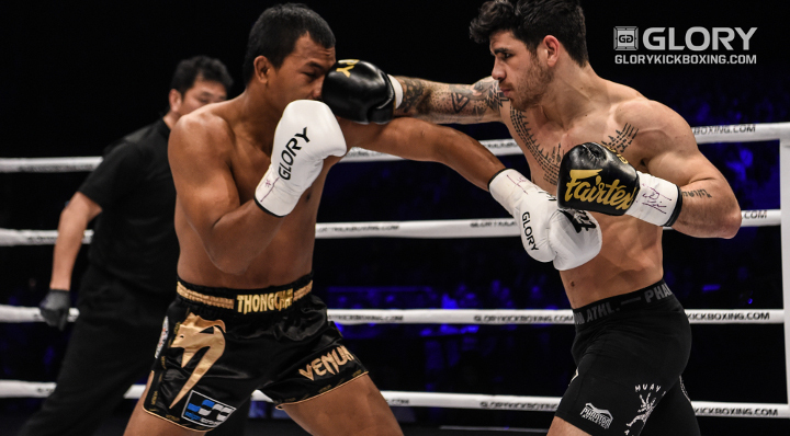 GLORY 53: Scheinson intends to beat Jaraya then call for Groenhart rematch