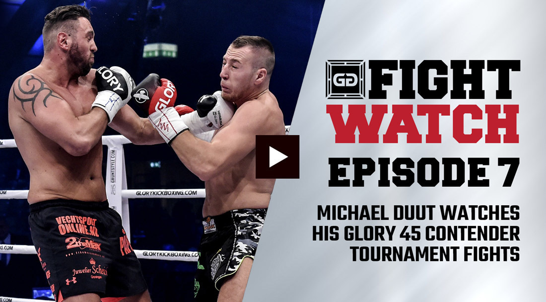 Michael Duut vs. Dragos Zubco & Manny Mancha (GLORY 45) | Fight Watch