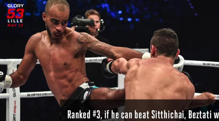 Get to know lightweight title challenger Tyjani Beztati | GLORY 53