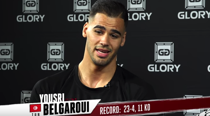 Yoursi Belgaroui goes 'In Depth' on his title ambitions