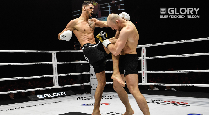 Belgaroui calls for title shot with Pereira