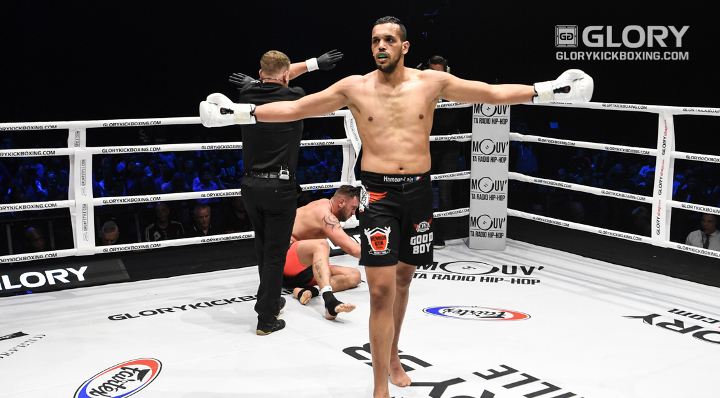 Hameur-Lain stops Duut in second round at GLORY 53