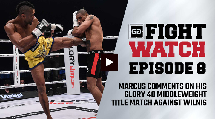 Simon Marcus vs. Jason Wilnis (GLORY 40) | Fight Watch