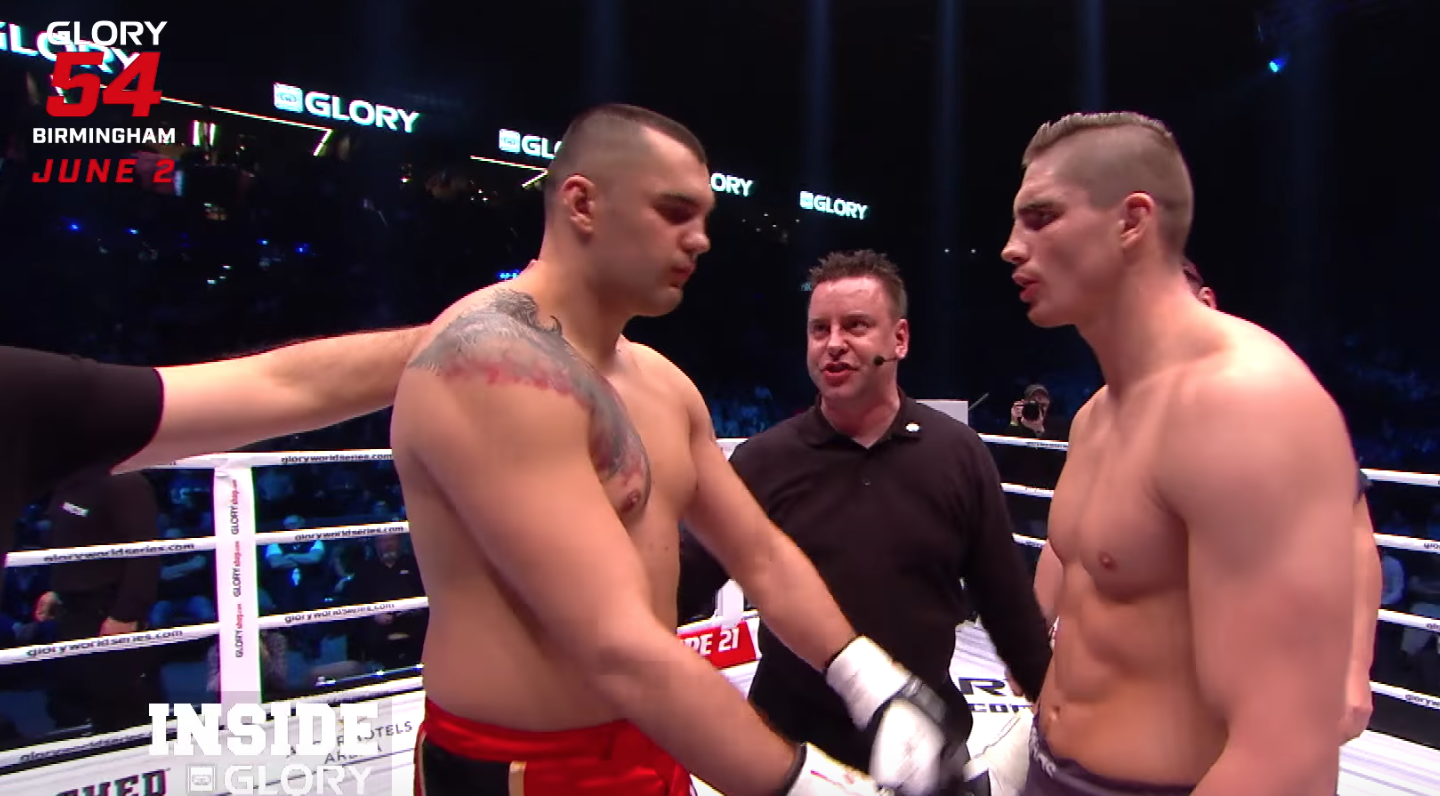 GLORY 54: Full Fight Card Preview