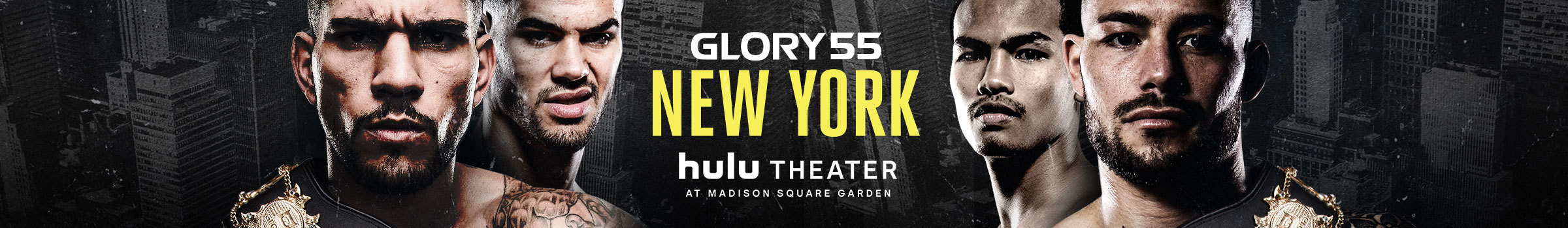 GLORY 55 New York