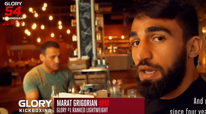GLORY 54: Teammates Harut and Marat Grigorian want to hold GLORY titles simultaneously