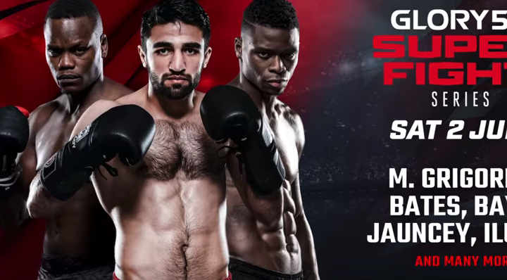 GLORY 54 SuperFight Series, June 2 | LIVE on UFC Fight Pass
