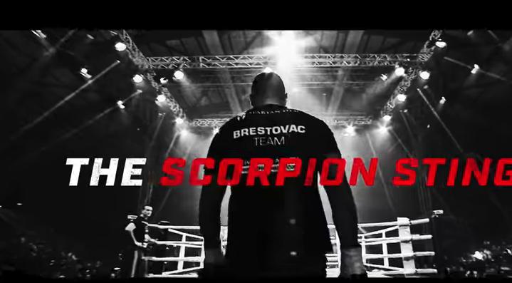 "GLORY 54: Mladen ""The Scorpion Sting"" Brestovac returns"