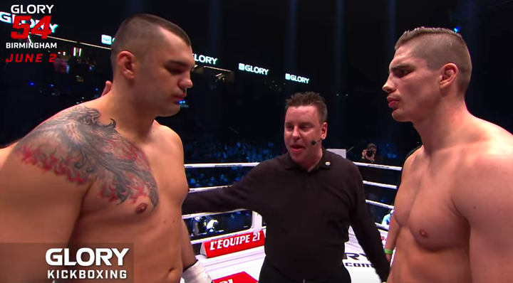 GLORY 54: Rico Verhoeven vs. Mladen Brestovac Fight Preview