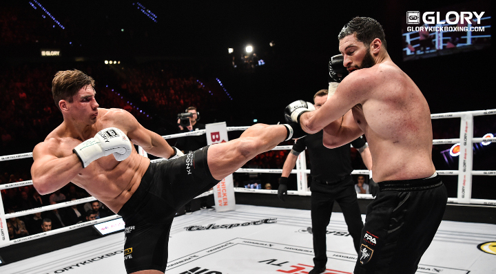 Verhoeven on verge of four new records at GLORY 54