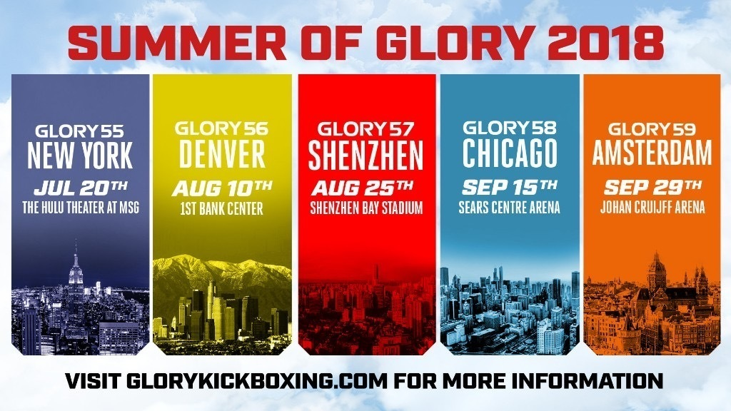 Summer of GLORY 2018