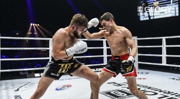 Clash of Heads Results in No-Contest Between Sugden and Ulianov