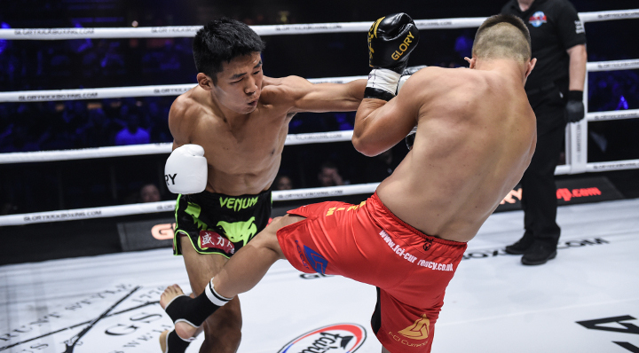 Zhang Continues March Through Featherweight Division, Edges Maxim