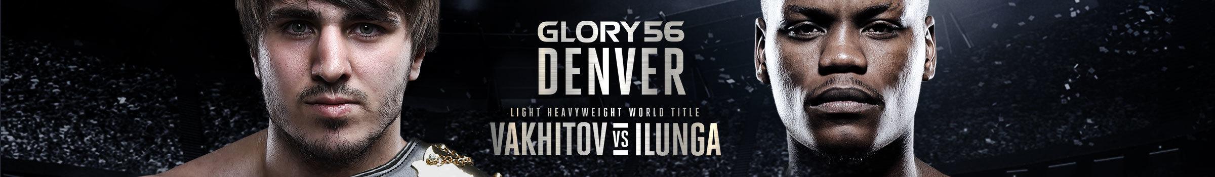 GLORY 56 Denver