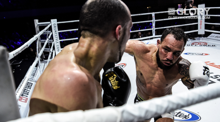 GLORY 52 Los Angeles: Full Fights Unlocked