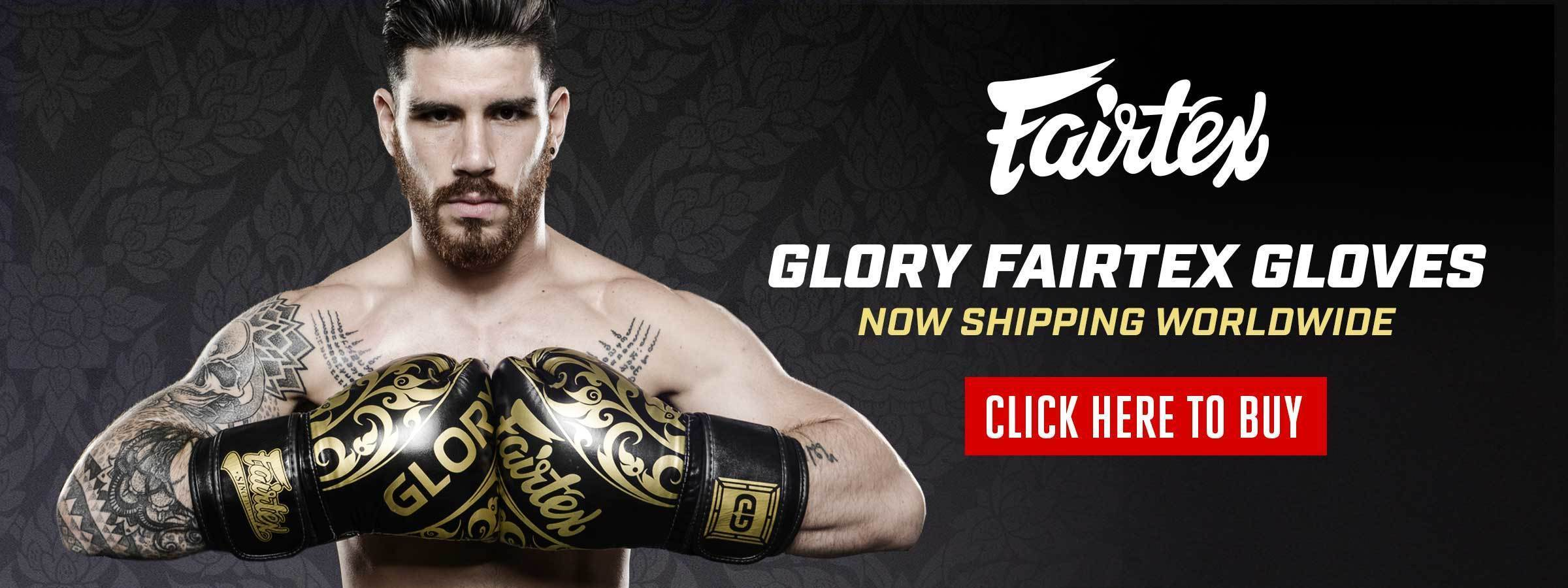 Glory Fairtex Gloves