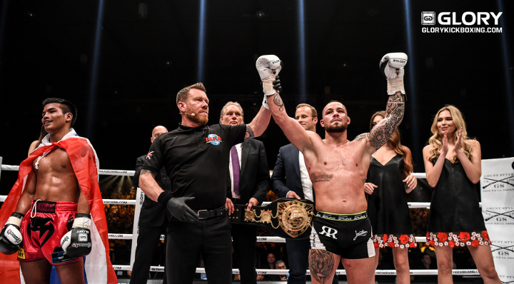 Roosmalen and Petchpanomrung Official for GLORY 55 NEW YORK Co-headline Slot