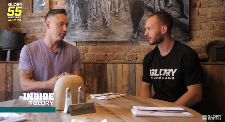 GLORY 55: Spotlight on Elvis Gashi