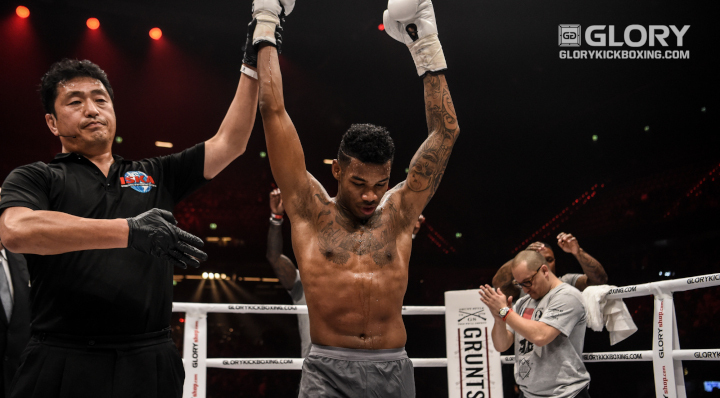 Glunder Removed From GLORY 55, Tafa/McDonald Moves to Main Card