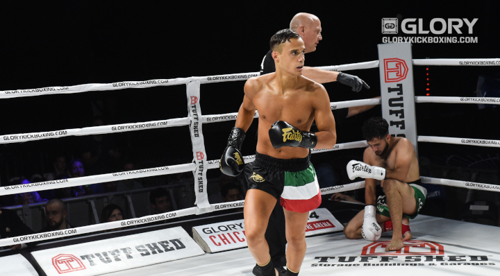 GLORY 55 New York Preliminary Card Recap: Di Bella, Adashev, Cuttino impress in victory