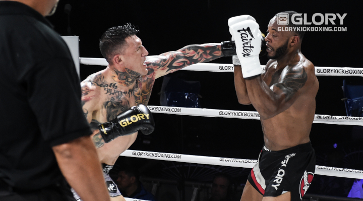Rodriguez opens SuperFight Series with decision win over Taylor