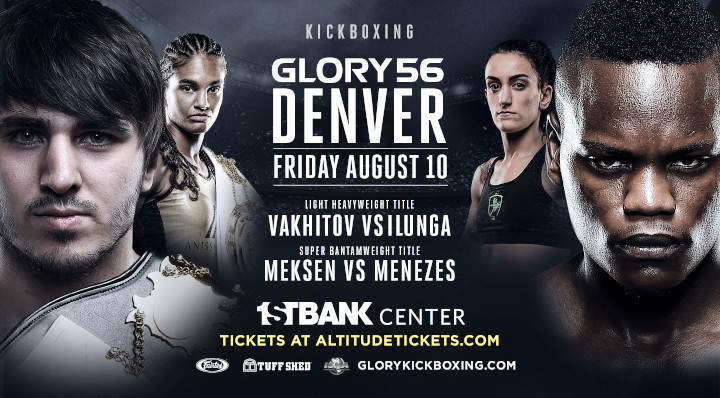 Massaro Glunder Meets Quade Taranaki at GLORY 56 Denver