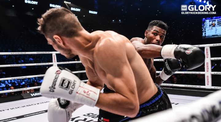 Glunder vs Taranaki added to GLORY 56 DENVER card