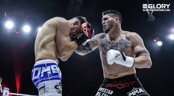 "Chris Camozzi feels ""faster and more powerful"" ahead of GLORY 56 light-heavyweight debut"