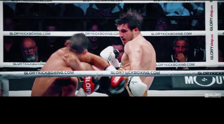 GLORY 56: Artem Vakhitov Brings Destruction into the Ring