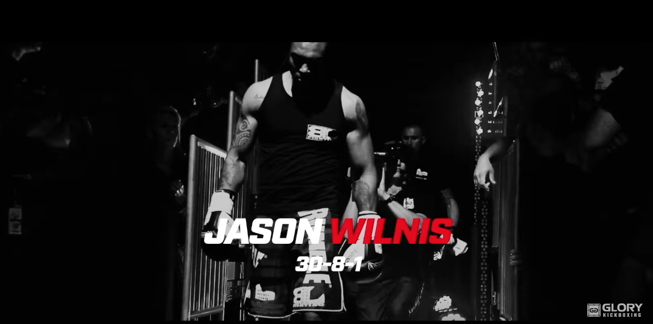 GLORY 56: Jason Wilnis Looks to Leave No Doubt