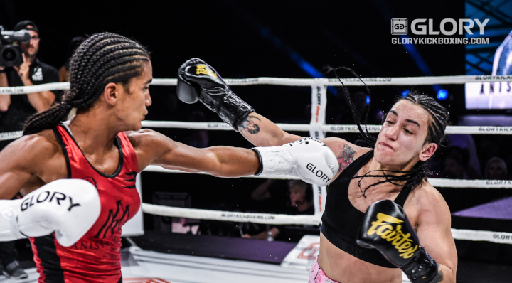 "Title belt is ""everything"" to Jady Menezes"