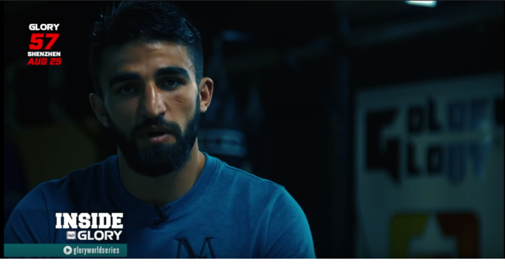 GLORY 57: Marat Grigorian Looks to Flip the Script