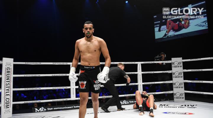 GLORY 57: Hameur-Lain out, will return at future event