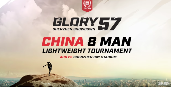 GLORY 57: China 8 Man Tournament Preview
