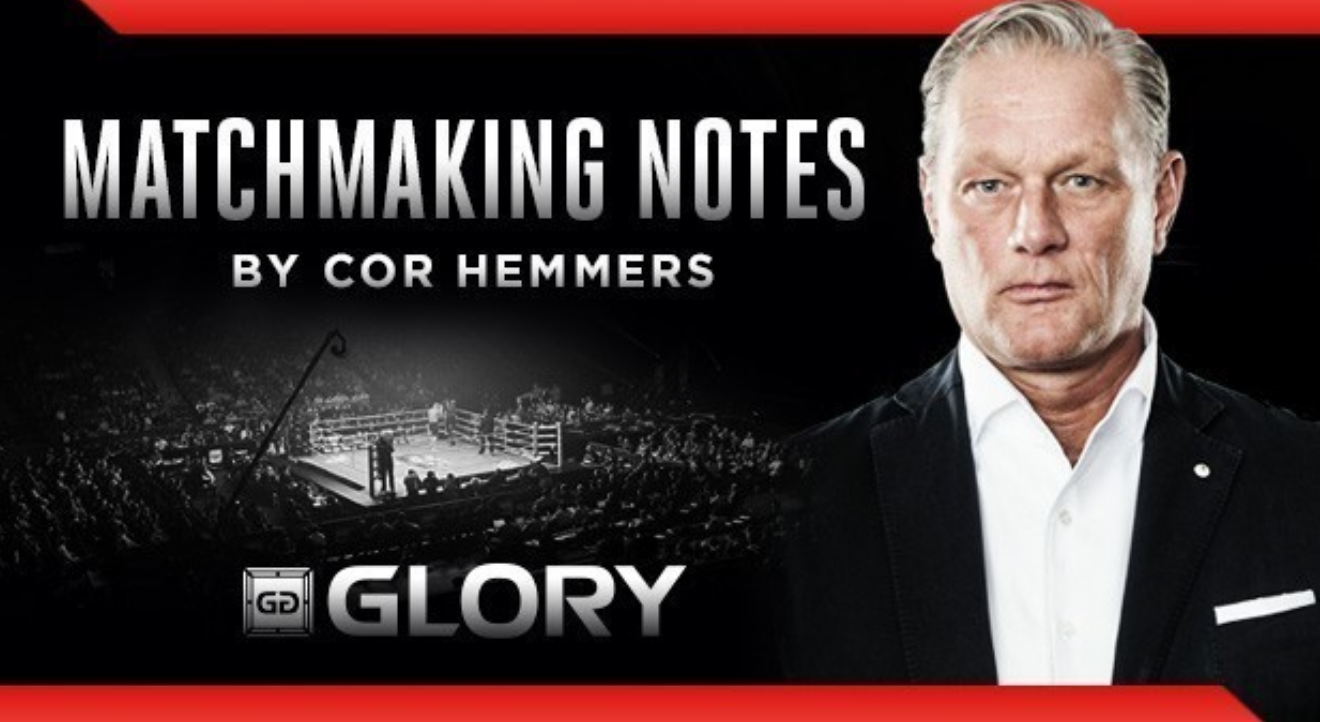 Matchmaker's Notes: GLORY 57 SHENZEN