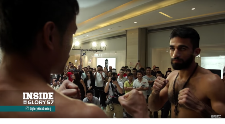 Inside GLORY 57 Shenzhen Fight Week: Part 4