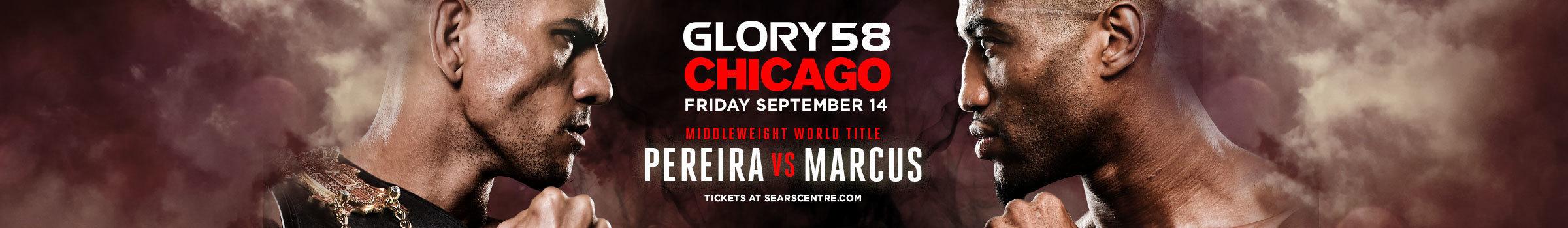 GLORY 58 Chicago