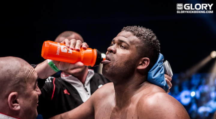 After cheating death, Jahfarr Wilnis now out for revenge at GLORY 58