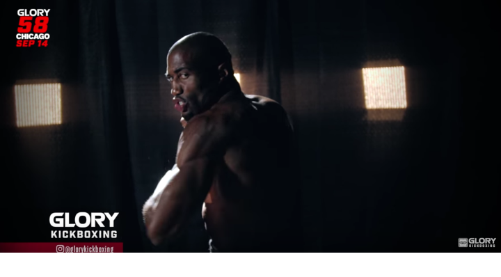 GLORY 58: Simon Marcus - I'm The Greatest Middleweight Of All Time