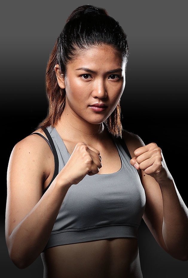 Zaza Sor. 'Queen of Muaythai' Aree